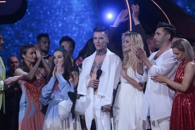"""Sylwester Wilk i Hanna Żudziewicz nie wystąpią w kolejnym odcinku programu """"Dancing with the Stars. Taniec z Gwiazdami""""."""