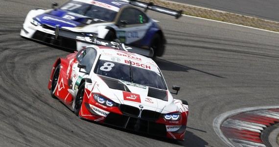 Robert Kubica (BMW M4 DTM) zajął 16., ostatnie miejsce w sobotnim wyścigu serii DTM na niemieckim Nuerburgringu. Zwyciężył lider klasyfikacji generalnej Szwajcar Nico Mueller (Audi RS 5 DTM).