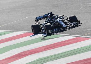 Formuła 1: Hamilton z pole position w Grand Prix Toskanii