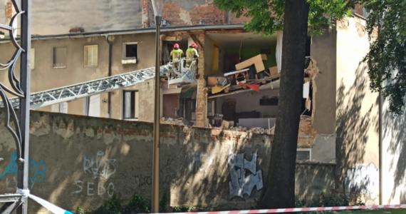 To nie był nieszczęśliwy wypadek, a celowe działanie. Tak mówi prokuratura o wybuchu gazu w Świdnicy na Dolnym Śląsku. Doszło do niego 6 września. Ranna została jedna osoba.