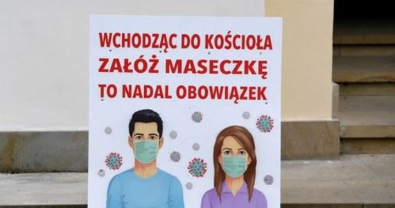 Trzy przypadki zakażenia koronawirusem stwierdzono w Kolegium Księży Jezuitów w Krakowie. Od poniedziałku zamknięta dla wiernych jest bazylika przy ul. Kopernika.