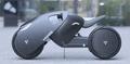 Supermotocykl rodem z filmów science fiction