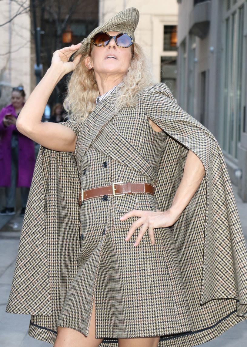 """Zamiast zapowiadanego przez nas filmu biograficznego o Celine Dion, w połowie listopada do kin trafi film """"Aline"""" inspirowany życiem i karierą słynnej wokalistki."""