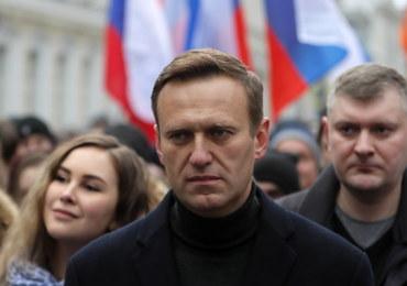 Rzecznik Putina: Nawalny może wyjeżdżać i wracać do Rosji tak jak każdy obywatel