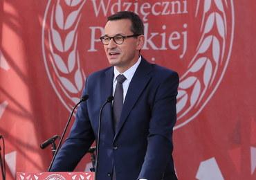 Morawiecki: Zamknięcie projektu Nord Stream 2 to jedyne wyjście