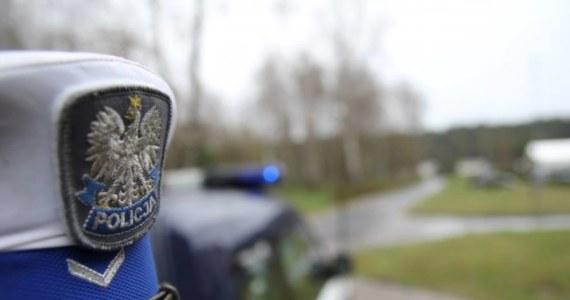 Tragiczny finał poszukiwań policjantki ze Swarzędza w Wielkopolsce. Ciało kobiety i jej synka znaleziono w lesie koło Środy Wielkopolskiej.