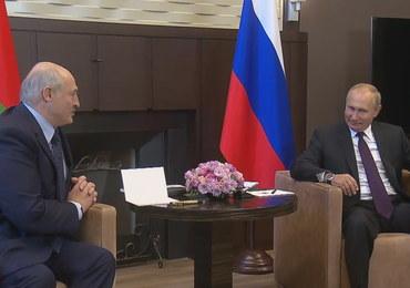 """Łukaszenka znów oskarża Polskę. """"Odegrała rolę w antybiałoruskim planie"""""""