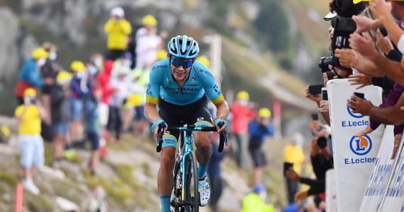 Kolumbijczyk Miguel Angel Lopez z ekipy Astana wygrał na przełęczy La Loze w Alpach najtrudniejszy, 17. etap wyścigu kolarskiego Tour de France. Drugie miejsce zajął Słoweniec Primoz Roglic (Jumbo-Visma), który zachował żółtą koszulkę lidera.