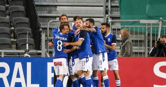 Piłkarze Lecha Poznań pokonali w Sztokholmie Hammarby IF 3:0 (0:0) w meczu drugiej rundy eliminacyjnej Ligi Europy i awansowali do kolejnej fazy rozgrywek. W 3. rundzie zmierzą się zwycięzcą pary  OFI Kreta - Apollon Limassol.