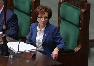 Bezkarność urzędników w walce z Covid-19. Witek zdjęła projekt z porządku głosowań