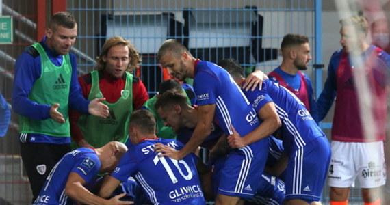 Piast Gliwice pokonał na własnym stadionie austriacki TSV Hartberg 3:2 (1:1) w meczu 2. rundy piłkarskiej Ligi Europy i wywalczył awans do kolejnej fazy, w której na wyjeździe zmierzy się z duńskim FC Kopenhaga.