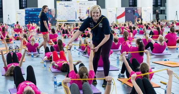 """Trwają zapisy do pierwszej tegorocznej odsłony akcji """"Mistrzynie w Szkołach"""", organizowanej przez Fundację Otylii Jędrzejczak. Ta niezwykła lekcja wychowania fizycznego dla dziewcząt - w towarzystwie wielkich mistrzyń sportu - odbędzie się 29 września w Inowrocławiu."""