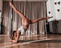Anna Wendzikowska zaczęła naukę tańca... na rurze