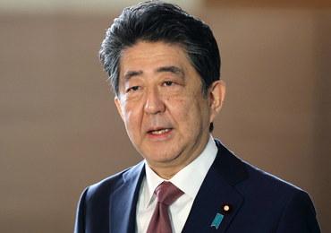 Shinzo Abe w kontrowersyjnej świątyni. Korea Południowa zaniepokojona