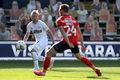 Derby County - Swansea 2-0 w meczu 19. kolejki Championship. Gol Kamila Jóźwiaka
