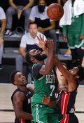 NBA. Pierwsza wygrana Boston Celtics z Miami Heat w finale na Wschodzie