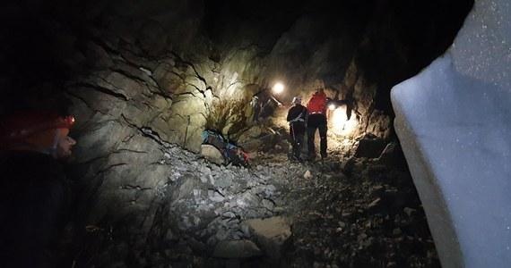 Dwaj turyści z Polski zabłądzili, schodząc z Gerlacha, najwyższego szczytu Tatr. Jeden z mężczyzn był ranny. Pomocy udzielili im ratownicy słowackiej Horskiej Zachrannej Służby.