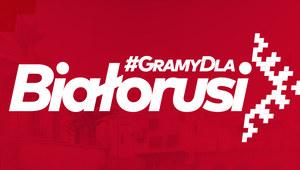 #GramyDlaBiałorusi - harmonogram turnieju