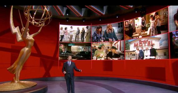 """Najwięcej, aż 30, statuetek podczas 72. ceremonii rozdania nagród Emmy zdobyły produkcje HBO. Wśród nich znalazły się wyróżnienia za najlepszy serial dramatyczny dla """"Sukcesji"""" i najlepszy miniserial dla """"Watchmen""""."""