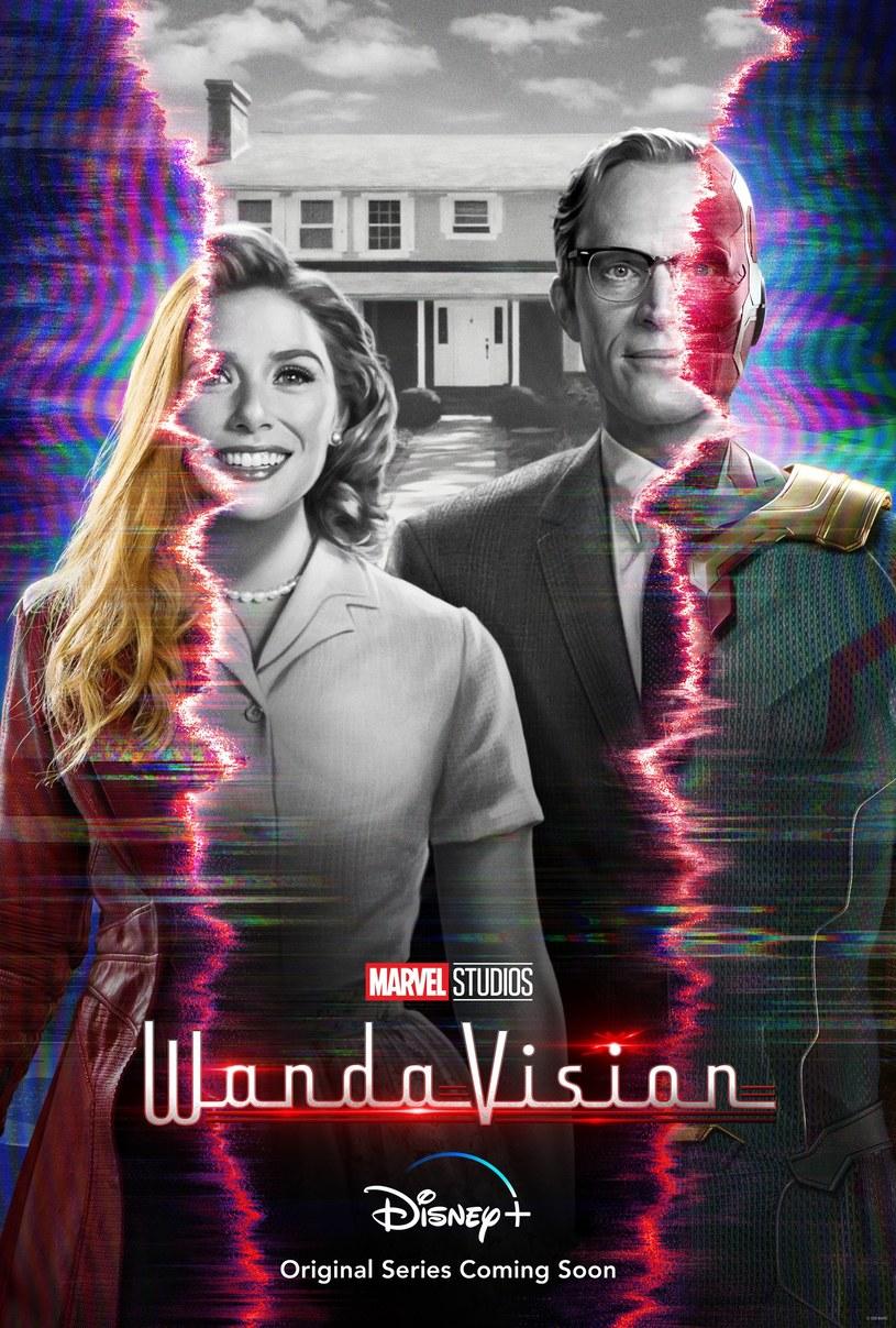 """Komiksowy serial Marvela ma pojawić się platformie streamingowej Disney+ jeszcze w grudniu tego roku, ale dokładny termin wciąż nie jest znany. Na opublikowanym właśnie zwiastunie """"WandaVision"""" data premiery też nie została podana, ale sama jego obecność świadczy o tym, że może to być pierwszy taki ekskluzywny serial Marvela, jaki będzie można zobaczyć na Disney+."""