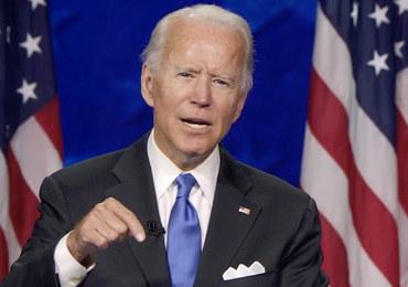 Biden: Trump spanikował. Wirus był dla niego za duży