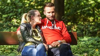 Ewelina Ruckgaber i Łukasz Strzałka mają problemy w związku!