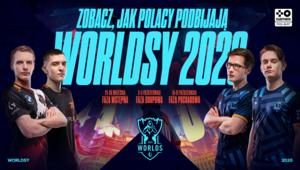 Czas na Worldsy! Zmagania Polaków pokaże Polsat Games