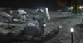 NASA wraca na Księżyc. Rusza program Artemis