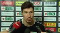 Alex Dujszebajew przed meczem z  MOL Pick Segedyn. Wideo