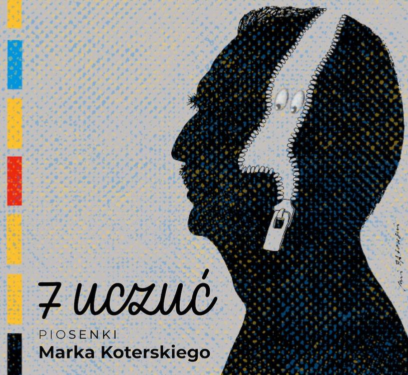 """Znany reżyser, twórca takich kultowych polskich filmów, jak """"Dzień świra"""" czy """"Nic śmiesznego"""", wkrótce zadebiutuje jako muzyk. Marek Koterski 16 października wydaje swoją debiutancką płytę """"7 uczuć""""."""