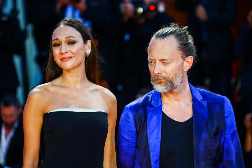 Lider Radiohead – Thom Yorke – ożenił się. Ceremonia odbyła się na Sycylii, a partnerem  51-letniego muzyka jest 36-letnia Dajana Roncione.