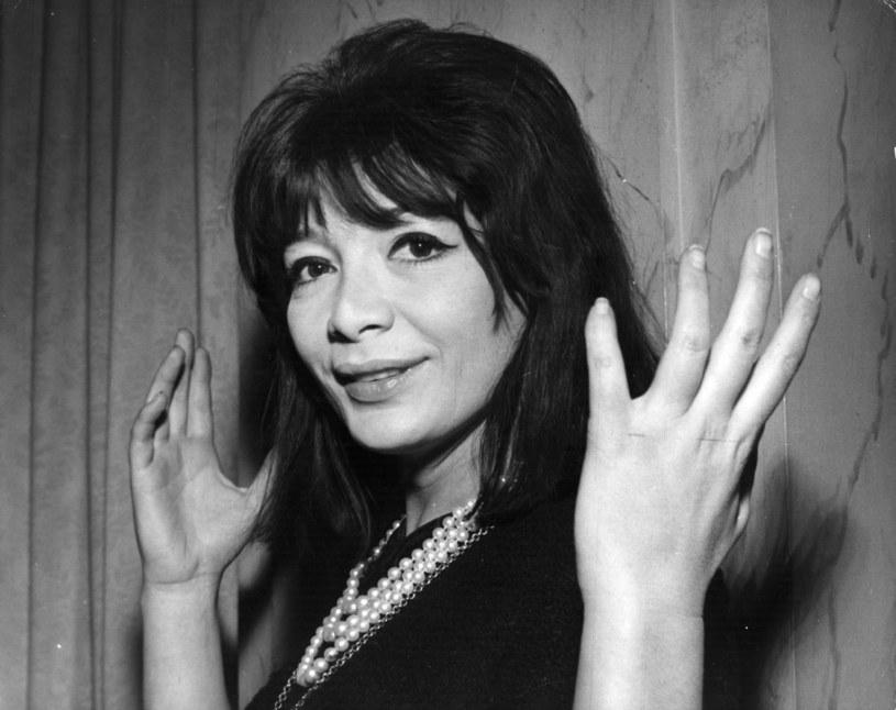 """""""Juliette Greco, Ikona francuskiej piosenki, a także znana aktorka, zmarła w środę w wieku 93 lat"""" - poinformowała jej rodzina."""
