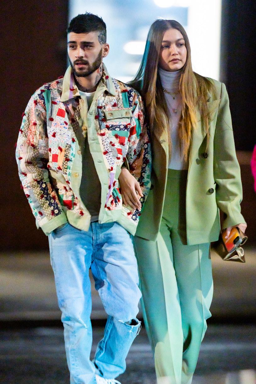 Znany z grupy One Direction i solowej działalności wokalista Zayn Malik w mediach społecznościowych pochwalił się, że on i jego partnerka, modelka Gigi Hadid, zostali rodzicami.