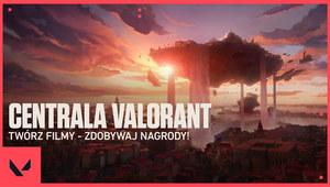 Nagrody dla twórców w Centrali Valorant