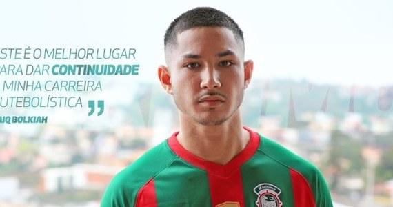 Najbogatszy piłkarz świata, pochodzący z sułtanatu Brunei Faiq Bolkiah podpisał w środę kontrakt z występującym w I lidze Portugalii C.S. Maritimo. Wartość nowego pracodawcy azjatyckiego napastnika wynosi zaledwie 0,09 proc. posiadanej przez piłkarza fortuny.