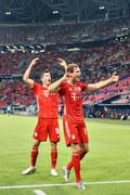 Bayern Monachium - Sevilla FC 2-1 w Superpucharze Europy. Zobacz asystę Lewandowskiego