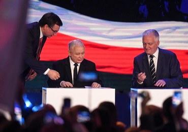 Kaczyński, Ziobro i Gowin razem. Nieoficjalnie: Jutro podpisanie nowej umowy koalicyjnej