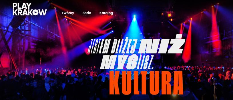 Play Kraków to pierwsza w Polsce miejska platforma VOD z kulturą dostępna dla wszystkich zainteresowanych kinem, muzyką, teatrem, literaturą czy sztuką. Wystarczy się zalogować i włączyć wybrane video. Jakie filmy można tam obejrzeć? Sprawdźcie!
