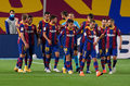 Primera Division. FC Barcelona - Villarreal 4-0 w 3. kolejce