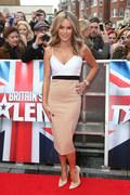 """Amanda Holden oburzyła widzów brytyjskiego """"Mam talent"""". Poszło o jej strój"""