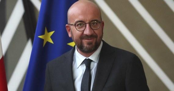"""Na szczycie Unii Europejskiej w Brukseli omówiona zostanie sytuacja na Białorusi, otrucie rosyjskiego opozycjonisty Aleksieja Nawalnego, eskalacja konfliktu w Górskim Karabachu i relacje """"27"""" z Turcją - poinformował przewodniczący Rady Europejskiej Charles Michel w liście skierowanym do przywódców państw UE."""