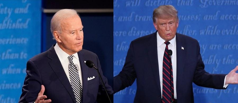Wyzwiska i personalne ataki zdominowały pierwszą telewizyjną debatę prezydencką za Oceanem: Donald Trump i Joe Biden nie unikali ostrych słów i wzajemnie sobie przerywali. Emocje towarzyszyły dyskusjom nt. problemu rasizmu i reakcji państwa na pandemię koronawirusa.