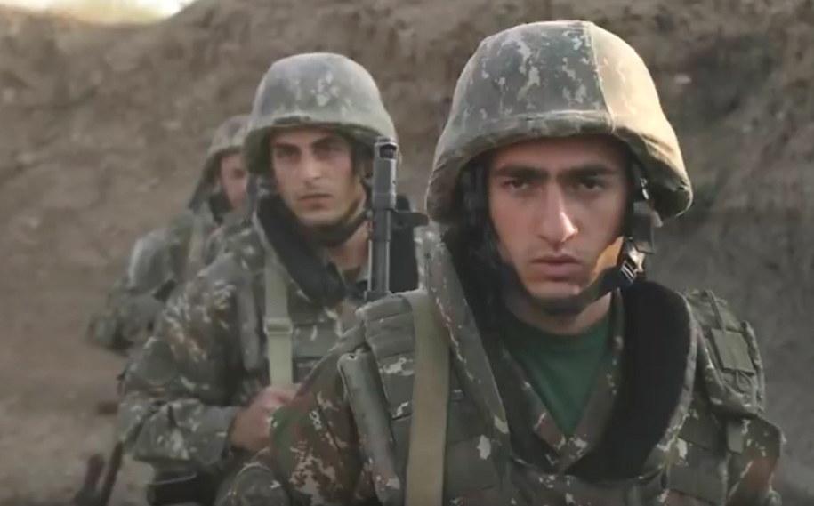 /ARMENIAN DEFENCE MINISTRY HANDOUT /PAP/EPA