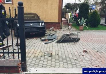 Rozpędzone auto wjechało w wózek z bliźniakami. Zbiórka na pomoc dla chłopca, który przeżył wypadek