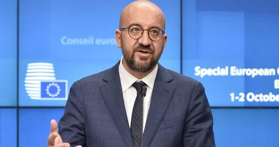Przywódcy UE podczas pierwszego dnia szczytu w Brukseli porozumieli się w sprawie wspólnego podejścia wobec Turcji oraz wsparcia dla Grecji i Cypru w ich sporach z Ankarą. Odblokowało to sankcje, jakie UE chce nałożyć na przedstawicieli reżimu białoruskiego. Restrykcje mają być przyjęte formalnie w piątek.