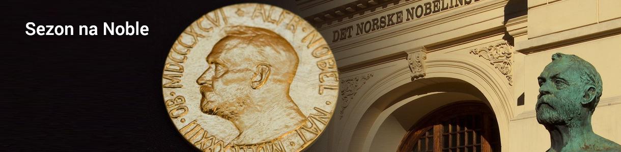 Nagroda Nobla to wyróżnienie przyznawane za wybitne osiągnięcia naukowe, literackie lub zasługi dla społeczeństw i ludzkości. Nobla Nagroda została ustanowiona na mocy testamentu Alfreda Nobla z 27 XI 1895....