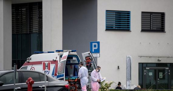 Szpital Uniwersytecki w Krakowie nie dysponuje już wolnymi łóżkami dla chorych na Covid-19. Małopolska kolejny dzień jest liderem w liczbie potwierdzonych zakażeń koronawirusem.