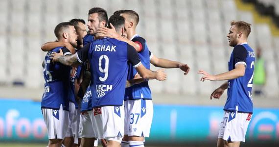 Lech Poznań rozpocznie rywalizację w grupie D Ligi Europy od meczu na własnym stadionie z Benficą Lizbona 22 października. Również na zakończenie fazy grupowej 10 grudnia zagra u siebie: przeciwko Glasgow Rangers.