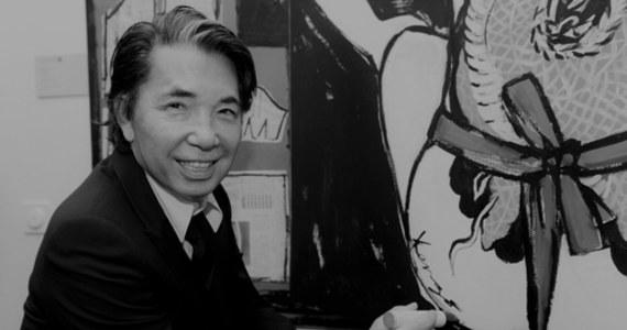 Kenzo Takada, mieszkający od lat we Francji japoński projektant mody, zmarł w niedzielę na Covid-19 - poinformował jego rzecznik prasowy. Zmarły był twórcą marki ubrań i perfum Kenzo. Miał 81 lat.