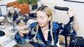 Madonna pozuje w odważnym stroju. Fani zaniepokojeni jej stanem
